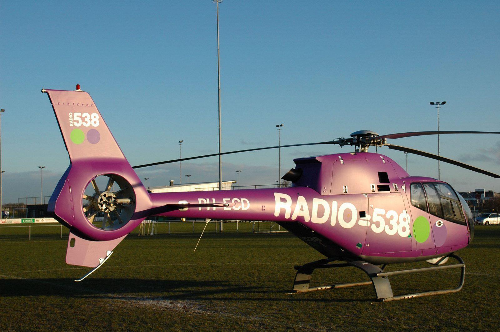 helikopter huren