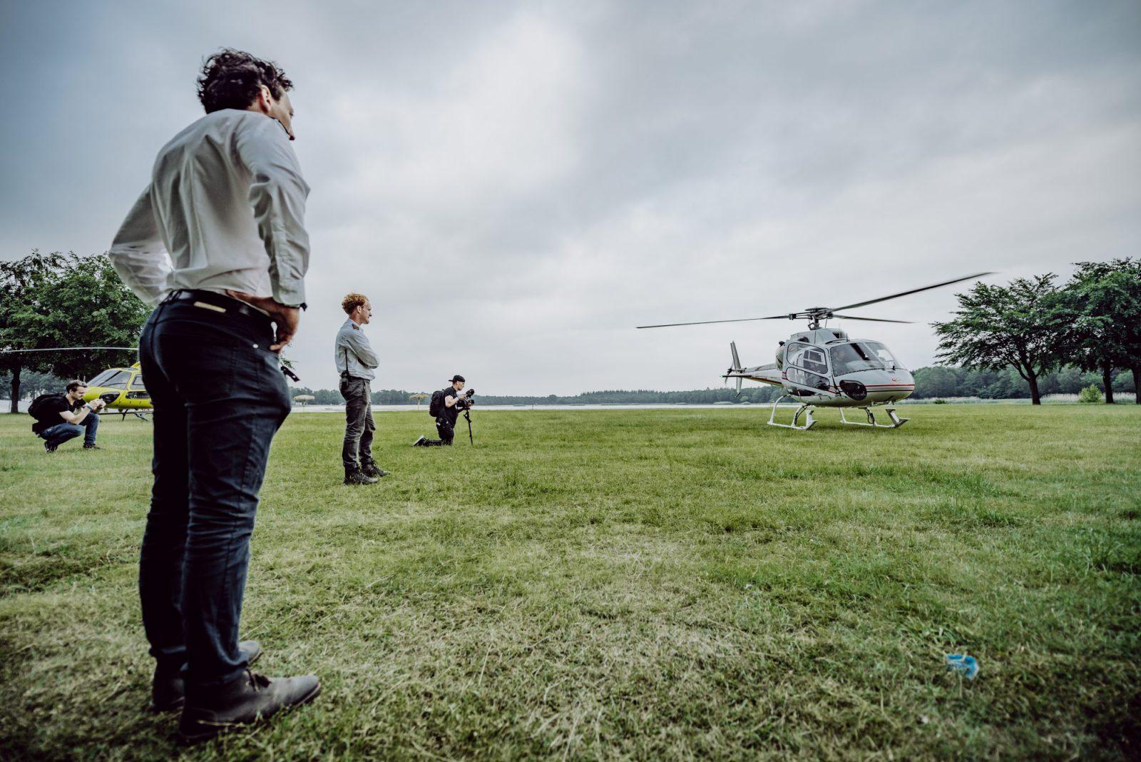 Helikopter Vip evenement