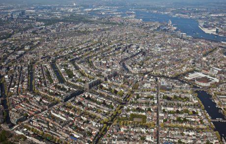 Helikopter rondvlucht Amsterdam